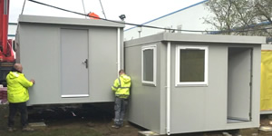 manufacturing modular buildings