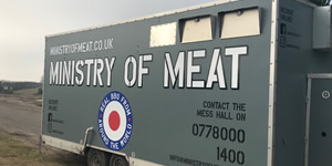 ministry of meat
