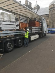 1 unloading a marquee temporary kitchen edinburgh.jpg