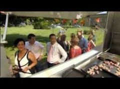 Event catering kitchens