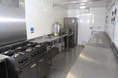 Event kitchens for hire