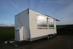 temporary kitchen rental